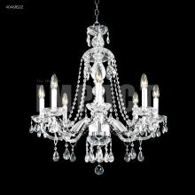 James R Moder 40468S22 - Palace Ice 8 Arm Chandelier