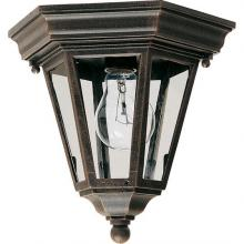 Maxim 1027RP - Westlake Cast 1-Light Outdoor Ceiling Mount