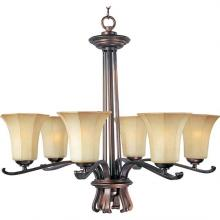 Maxim 20885WSWR - Chelsea-Single-Tier Chandelier
