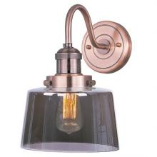 Maxim 25089MSKACP - Mini Hi-Bay 1-Light Wall Sconce
