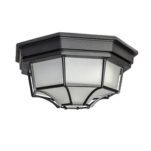 Maxim 57920BK - Flush Mount LED-Outdoor Flush Mount