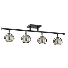 Kichler 42589BK - Rail Light 4Lt