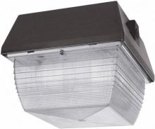 RAB Lighting VAN3S70 - VANDALPROOF 9  X 9  CEILING 70W HPS 120V BRONZE