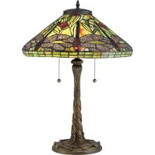 Quoizel TF2598T - Jungle Dragonfly Table Lamp