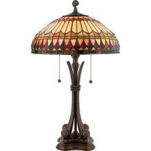 Quoizel TF6660BB - West End Table Lamp