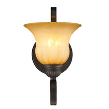 Golden 7116-1W LC - 1 Light Wall Sconce