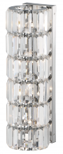 Matteo Lighting W44504CH - Crystal Fiocco
