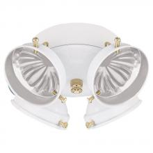 Generation Lighting - Seagull 16151B-15 - Four Light Ceiling Fan Light Kit