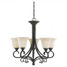 Generation Lighting - Seagull 31122-820 - Five Light Chandelier