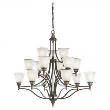Generation Lighting - Seagull 31352-708 - Fifteen Light Chandelier