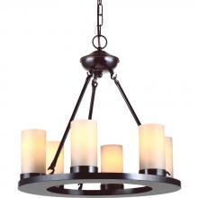 Generation Lighting - Seagull 31586-710 - Six Light Chandelier