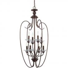 Generation Lighting - Seagull 51317-710 - Eight Light Hall / Foyer
