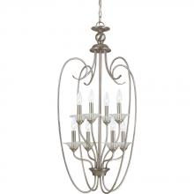 Generation Lighting - Seagull 51317-965 - Eight Light Hall / Foyer