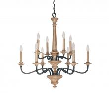 Capital 4170TW - 10 Light Chandelier