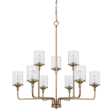Capital 428891AD-451 - 9 Light Chandelier