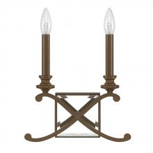 Capital 8062BB - 2 Light Sconce