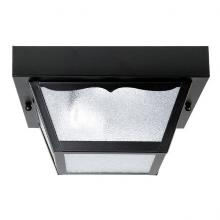 Capital 9937BK - 1 Light Carport Fixture