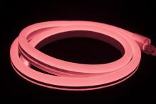 "American Lighting P2-NF-24V-PI - POLAR2 Neon, 150' Reel, 24 Volt, 2.8 W/Ft, 12"" Cuttability, Opaque Jacket, Pink LED,"