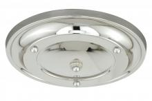 Vaxcel International P0057 - Large Canopy Kit Multiple Pendant Holder Satin Nickel