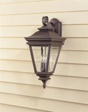Generation Lighting - Feiss OL2702CB - Corinthian Bronze Wall Lantern