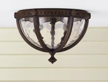 Feiss OL5613WAL - 2- Light Ceiling Fixture