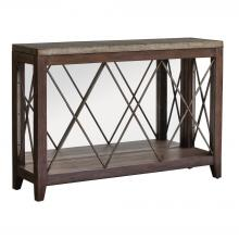 Uttermost 25765 - Uttermost Delancey Iron Console Table