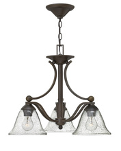 Hinkley 4653OB-CL - CHANDELIER BOLLA
