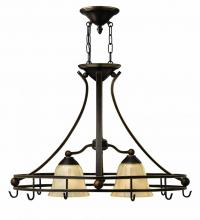 Hinkley 4654OB - CHANDELIER BOLLA