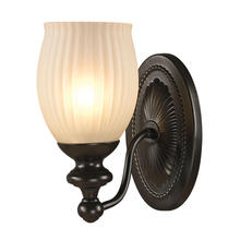 ELK Lighting 11650/1 - Park Ridge 1 Light Vanity In Oil Rubbed Bronze A
