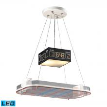 ELK Lighting 5138/2-LED - Novelty 2 Light LED Hockey Pendant