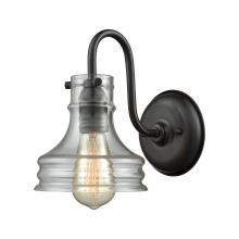 ELK Lighting 65225/1 - Binghamton 1 Light Wall Sconce In Oil Rubbed Bro