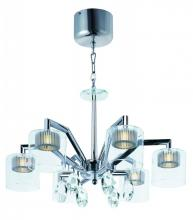 ET2 E23067-18PC - Cyborg-Single-Tier Chandelier